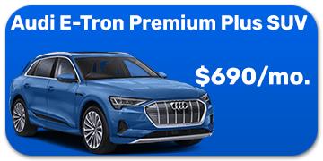 Audi E-Tron Premium Plus SUV